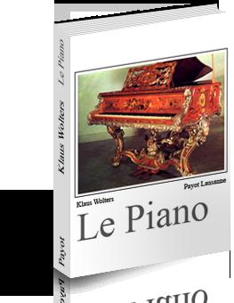 Tout sur le piano, son histoire, ses formes diverses et l'accordage de piano.